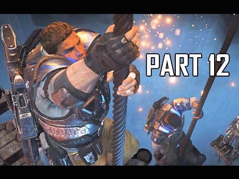 Gears of War 4 Walkthrough Part 12 - Get Out (Let's Play Gameplay Commentary) thumbnail