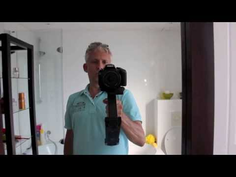 Canon 550D on Steadicam JR first test