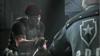 [EPIC MOMENTS] Resident Evil 4 HD | Leon vs Krauser Knife Fight | Episode 6