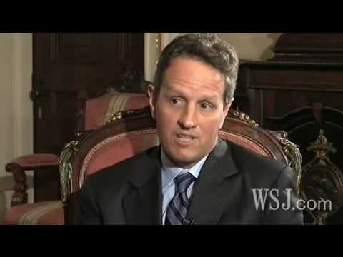 Tim Geithner Will Sort Out This Whole Fed Chairman Controversy Once