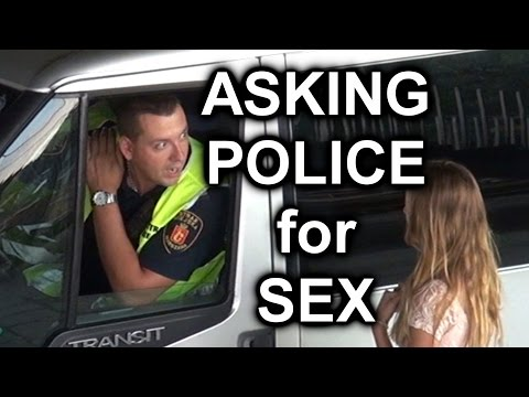 Asking Police For Sex (sa Wardega) video