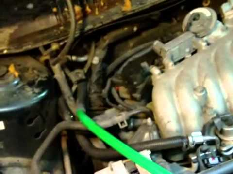 Taurus Heater Core Flush-- Read Description below