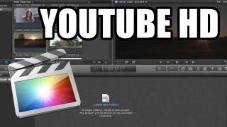 Download Final Cut Pro X - #33: Videos en HD para YouTube 3Gp Mp4