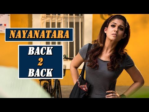 Nayantara Latest Movie Back To Back Scenes - 2018 Latest Telugu Movie Scenes - Nayantara