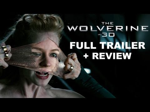 The Wolverine Official Trailer 2013 + Trailer Review - Hugh Jackman : HD PLUS