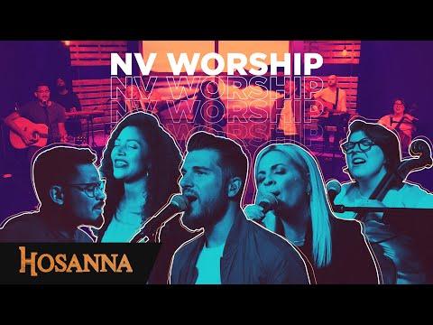 NV WORSHIP - Hosanna - Je m'écrie Alléluia / Sois élevé / Tel que je suis / Témoignage