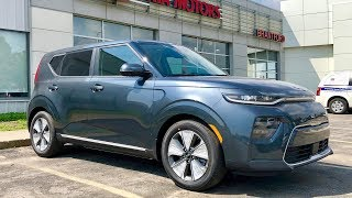 2020 Kia Soul EV Limited (Long Range) Test Drive Review