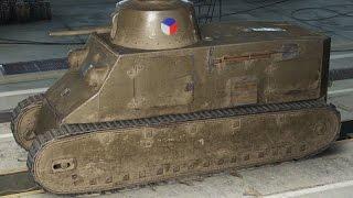 World of Tanks Kolohousenka (Чехословакия) (PC) Танк 1 уровня