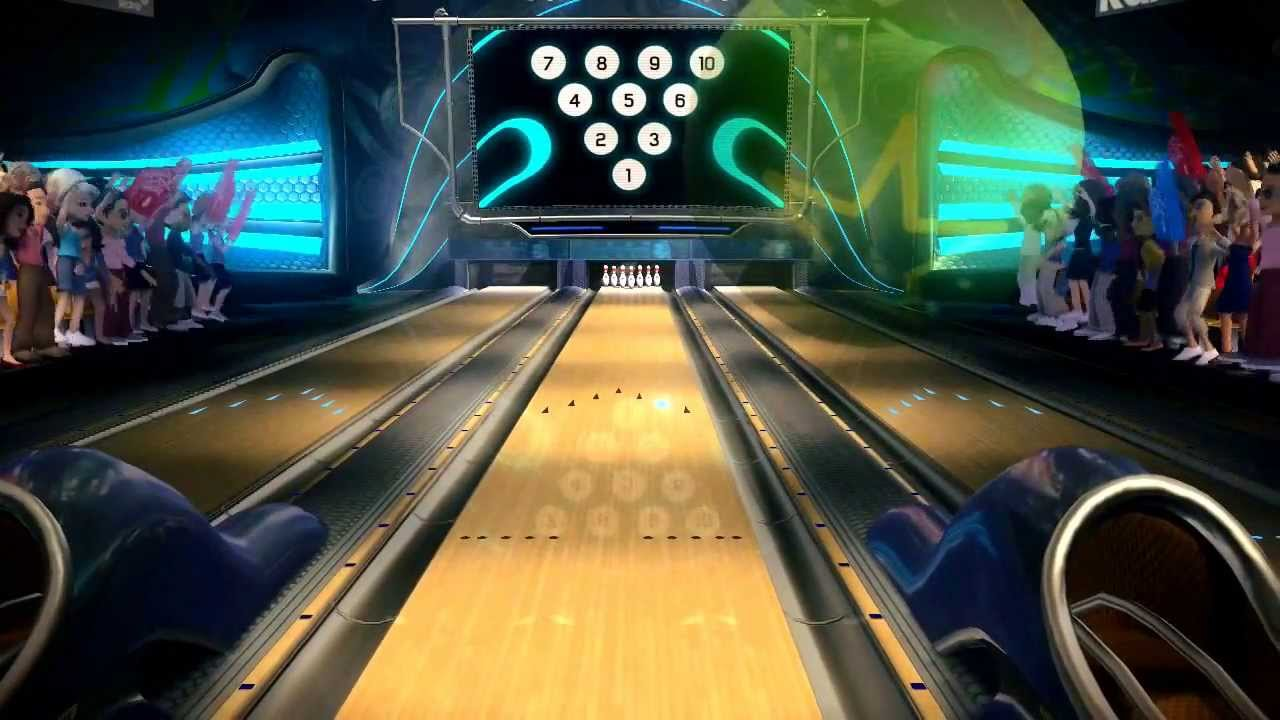 1st PERFECT GAME 10 FRAME BOWLING XBOX 360 YouTube