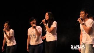 唱到聲沙 - SENZA A Cappella 唱到《聲沙》演唱會 2012