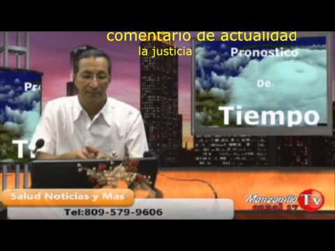 juan guzman manzanillo---comentario de actualidad , la justicia 2014