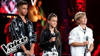 "Golicki, Kania, Radzimski - ""Iris"" - Bitwy - The Voice Kids Poland 2"