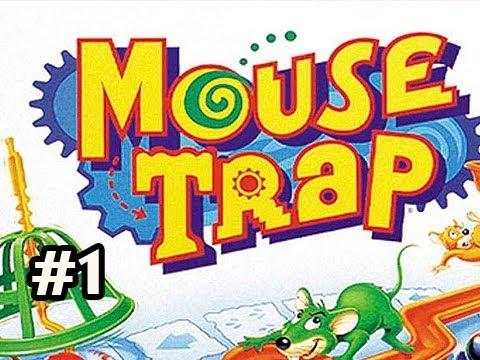 Mouse Trap Board Game W/nova