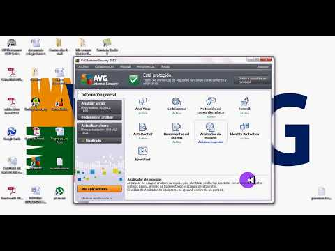 Como Desactivar AVG Internet Security 2012 y Activar [HD] [Actualisado]