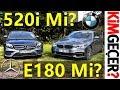 BMW 520i mi Mercedes E180 mi?