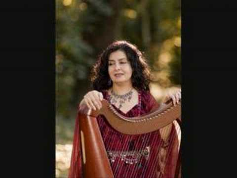 Tara Jaff Dilley Dewanem kurdish music harp