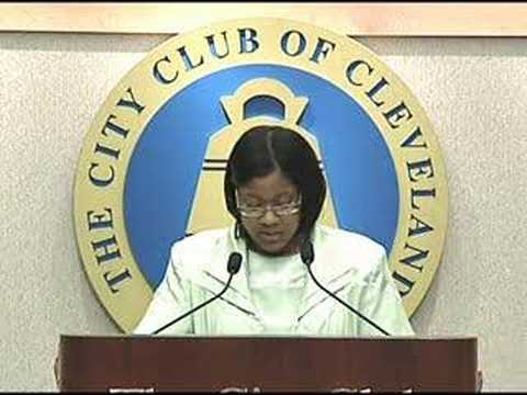 Thurber & Kemp @ City Club of Cleveland 6-4-08 Q&A PT1
