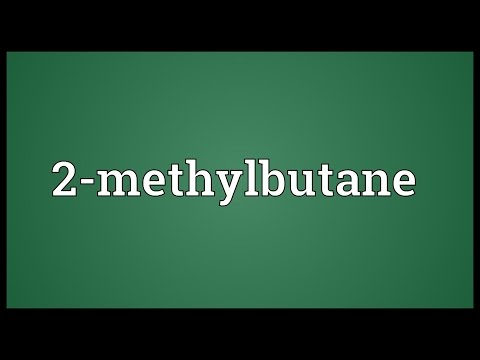 Header of 2-Methylbutane