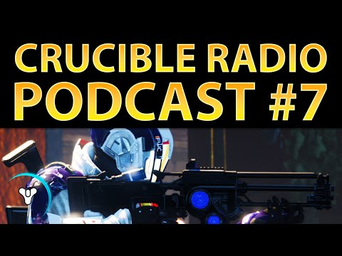Planet Destiny: Crucible Radio Podcast #7 (with tripleWRECK)