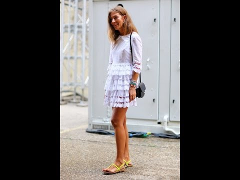 Women's Street Everyday Outfit Ideas ( Spring Summer Fashions )