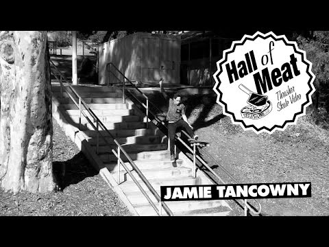 Hall Of Meat: Jamie Tancowny