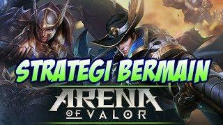 TRIK dan STRATEGI Bermain Arena of Valor (AOV) agar SELALU MENANG
