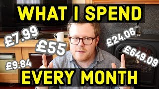 How Much Does it Cost to Live in England? A Breakdown of my Monthly Costs