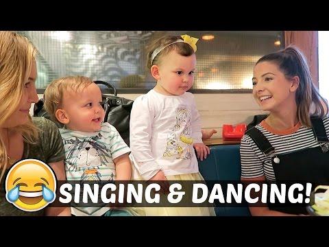 SINGING & DANCING FUN!