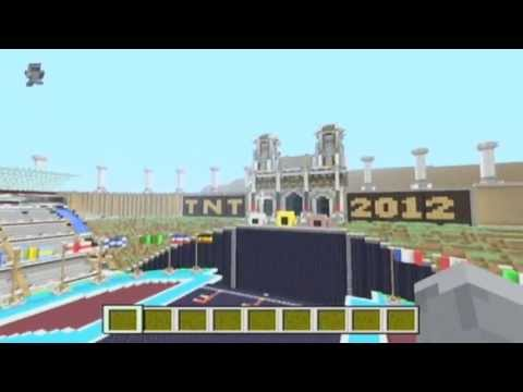 | Minecraft TNT Olympics Map Converted From PC - XBOX! w/Download | More Maps Coming Your Way |
