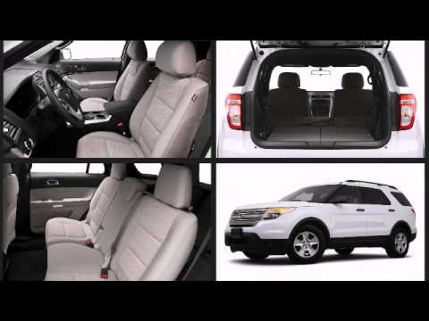 2013 Ford Explorer Video