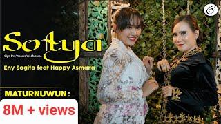 Download lagu Eny Sagita Feat. Happy Asmara - Sotya ( )