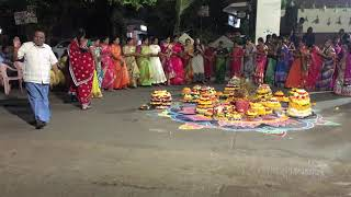 Bathukamma Songs 2018  Telangana celebrations  Hyd