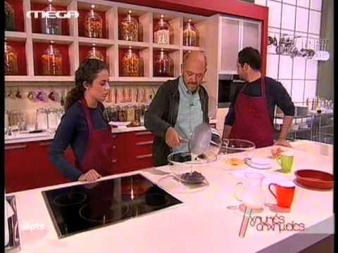 Φοντάν σοκολάτας - Στέλιος Παρλιάρος