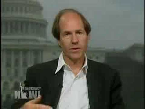 A debate on impeaching Bush w/ Obama advisor-4/4