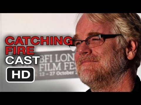 The Hunger Games: Catching Fire - New Cast (2013) Francis Lawrence Movie HD