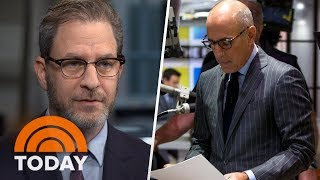 Matt Lauer Accuser's Attorney Says She's 'Terrified' Her Identity Will Come Out | TODAY