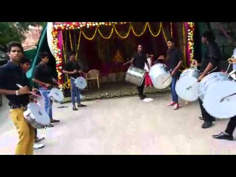Deepak Nasik Dhol Delhi 09899233668 video