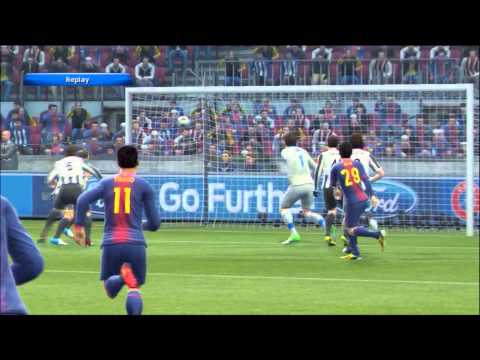 PES 2013 - The Become A Legend Show - Episode Twelve - The European Dream