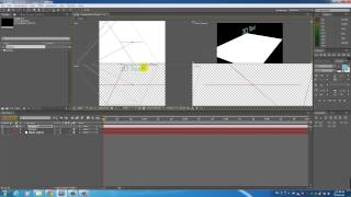 After Effects Advanced-3D Camera & shadow effects (3D 攝影機與陰影&混合選項篇)-01