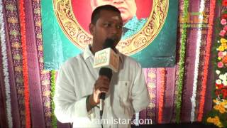 Shankar At Ikkathu Akkaanal Movie Launch