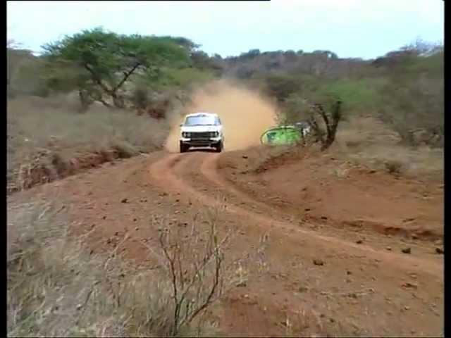 Datsun 1600sss East African Safari Classic Rally '09 Promo