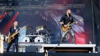 Within Temptation - Covered By Roses (Live SRF 2014)