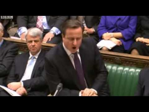 Cameron and Miliband clash over 'bedroom tax'