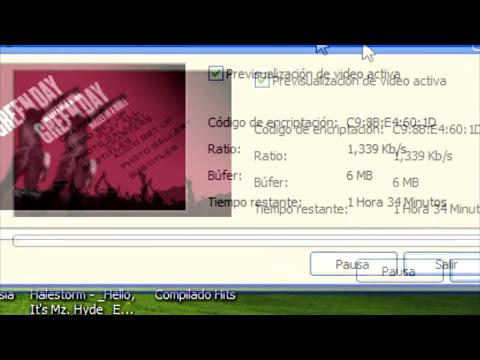 Comprimir DVD9 a DVD5 ( Como Grabar dvd de 8gb o mas a uno virgen de 4.7gb )