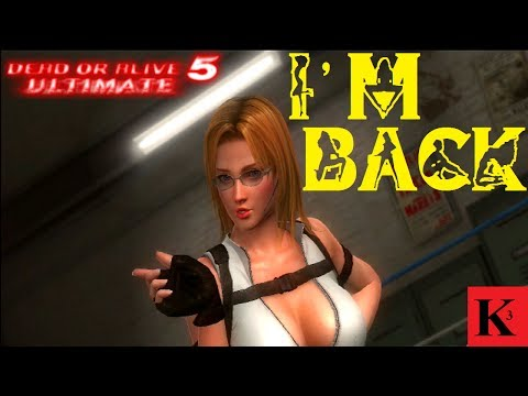 Bringing Sexy Back!-Dead Or Alive 5 Ultimate-Tina Online Ranked Gameplay