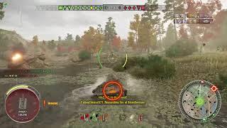 World of Tanks Xbox one BT-SV 4 Kills