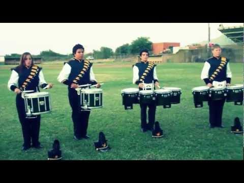 2011 CDO Drumline El Toro Caliente