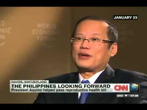 President Aquino's Interview with CNN's John Defterios