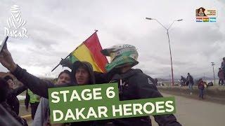 Étape 6 - Dakar Heroes - Dakar 2017