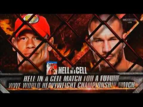 Match Wwe 2014 Wwe Hell in a Cell 2014 Match